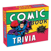 Sellers Publishing Comic Book Trivia 2020 Daily Calendar