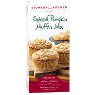 Stonewall Kitchen Spiced Pumpkin Muffin Mix, 17 oz.