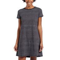 Life is Good Women's Line Pattern Dress