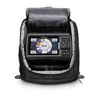"Garmin Striker Vivid 5cv 5"" Ice Fishing Bundle w/ GT8HW-IF Transducer & Lead Acid Battery"