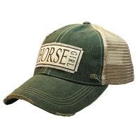 Vintage Life Women's Horse Girl Trucker Hat