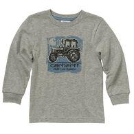 Carhartt Toddler Boy's Farm And Ranch Long-Sleeve Shirt