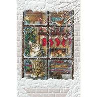 Pumpernickel Press Window Watcher Deluxe Boxed Greeting Cards