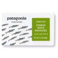 Patagonia Provisions Lemon Olive Spanish White Anchovies
