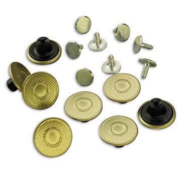 Carhartt Mens Extra Button Set