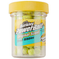 Berkley PowerBait Biodegradeable Trout Nibbles Soft Bait - 1.1 oz.