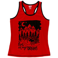 Lazy One Women's Lost In My Dreams Sleep Tank Top