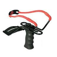 Marksman Laserhawk Adjustable Slingshot & Ammo Kit