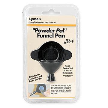 Lyman Powder Pal Universal Funnel Pan