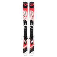 Rossignol Children's Hero Jr. KX Alpine Ski w/ Bindings