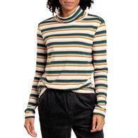 Toad&Co Women's Maisey T-Neck Long-Sleeve Shirt