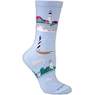 Wheel House Designs Lighthouse Sock