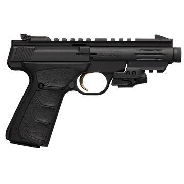 Browning Buck Mark Black Label Suppressor Ready 22 LR 4.5 10-Round Pistol