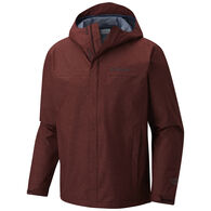 Columbia Men's Big & Tall Diablo Creek Rain Shell