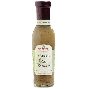 Stonewall Kitchen Classic Greek Dressing, 11 oz.