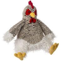 Mary Meyer Fab Fuzz Chicken Stuffed Animal