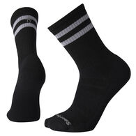 SmartWool Men's Athletic Light Elite Stripe Crew Sock