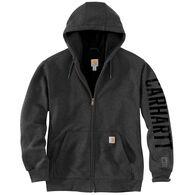 Carhartt Men's Big & Tall Rain Defender Original Fit Graphic Fleece-Lined Sweatshirt