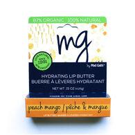 Mad Gab's MG Signature Peach Mango Lip Butter