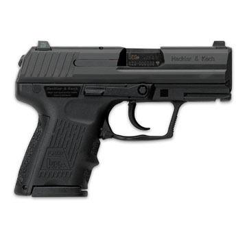 Heckler & Koch P2000 SK (V2) LEM DAO 9mm 3.26 10-Round Pistol