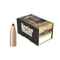 """Nosler Partition 338 Cal. 210 Grain .338"""" Spitzer Point Rifle Bullet (50)"""