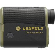 Leupold RX-FullDraw 4 w/ DNA Laser Rangefinder