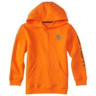 Carhartt Boy's Signature Carhartt Sweatshirt