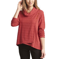 Habitat Women's Tuck Pleat Cowl Tunic