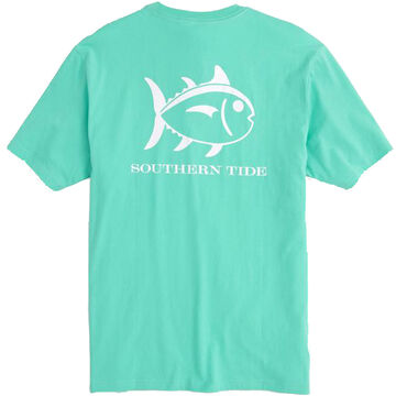Southern Tide Mens Outlined Skipjack Short-Sleeve T-Shirt