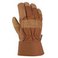 Carhartt Men's Insulated Grain Leather Work Glove