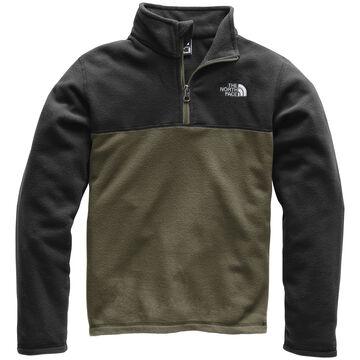 The North Face Boys Glacier Quarter Zip Jacket