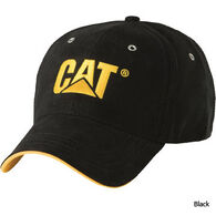 CAT Apparel Men's Microsuede Trademark Cap