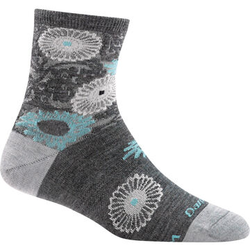 Darn Tough Vermont Floral Shorty Sock