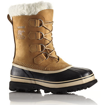 Sorel Womens Caribou Waterproof Winter Boot