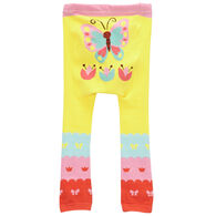 Doodle Pants Toddler Girls' Butterfly Legging
