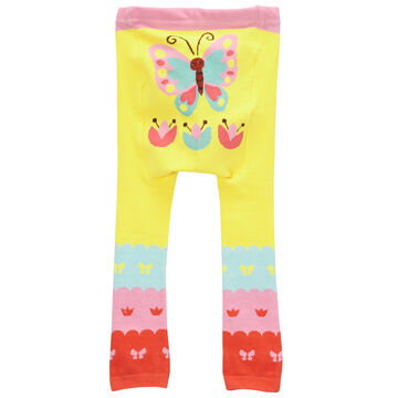 Doodle Pants Toddler Girls Butterfly Legging