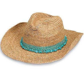 Wallaroo Womens Tahiti Cowboy Hat