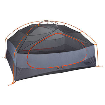Marmot Limelight 3-Person Backpacking Tent w/ Footprint