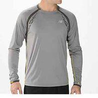 New Balance Men's Impact Long-Sleeve Running Shirt