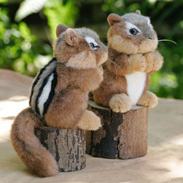 Stuffed Animal House Plush Chipmunk