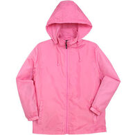 Kenpo Women's i5 Polar Fleece-Lined Hooded Jacket