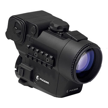 Pulsar DFA75 Night Vision Digital Forward Attachment with 42 mm Cover Ring Adapter