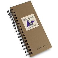 "Journals Unlimited ""Write It Down!"" Online Accounts Mid Size Password Journal"