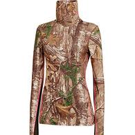 Under Armour Women's ColdGear Infrared EVO Cozy Neck Shirt