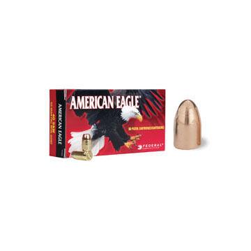 American Eagle 380 Auto (9x17mm Short) 95 Grain FMJ Handgun Ammo (50)