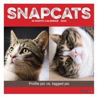 Willow Creek Press Snapcats 2022 Wall Calendar