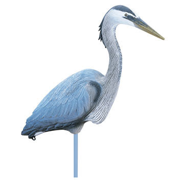 Flambeau Blue Heron Decoy