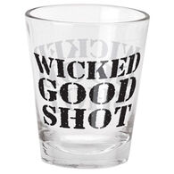 Cape Shore Maine Wicked Good Shot Glass