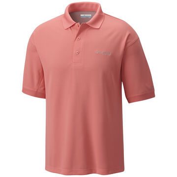 Columbia Men's PFG Perfect Cast Polo Short-Sleeve Shirt
