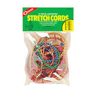 Coghlan's Assorted Stretch Cord Pack - 12 Pk.